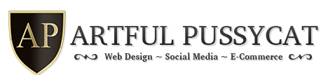 Artful Pussycat - Web Design - Tarpon Springs, FL -