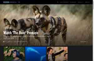 WordPress: Powering BBC America