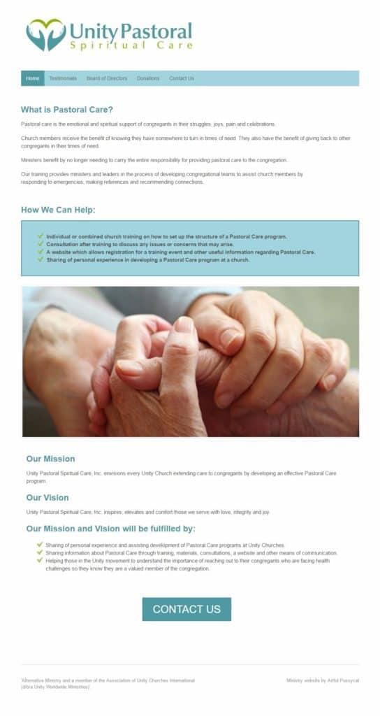 screenshot-unitypastoralspiritualcare.org 2016-07-09 14-53-27