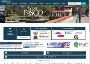 Video Tutorial: Importing the West Pasco Chamber events into your own calendar