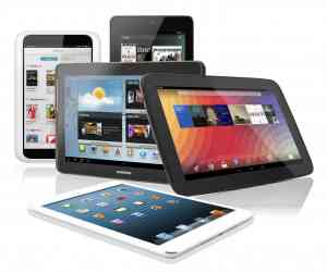 Don't rule out tablet users
