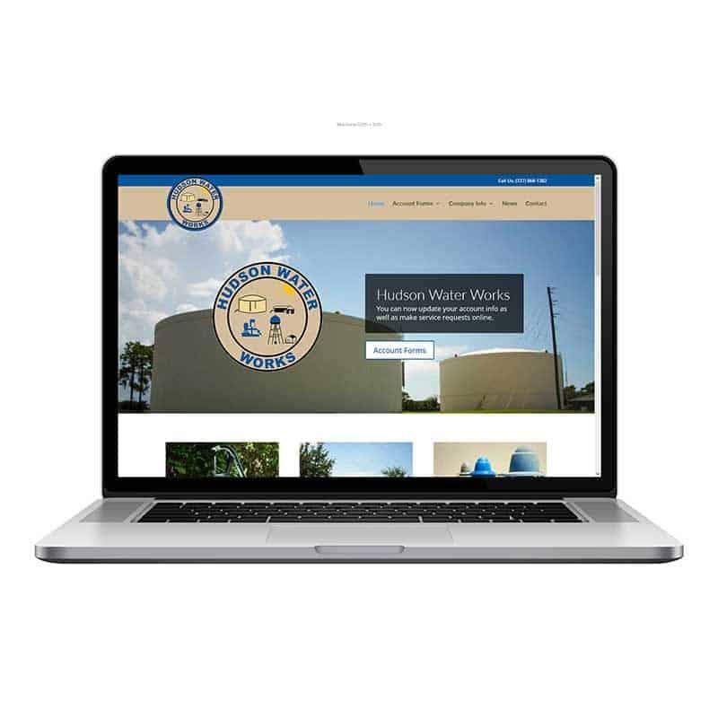 Hudson FL Web design