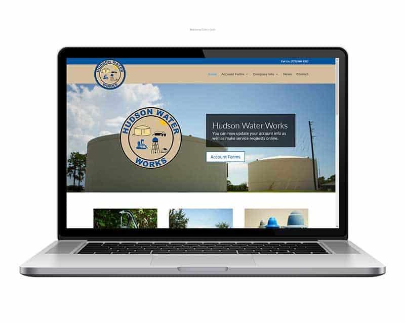 Hudson Florida Web Designer Home Page