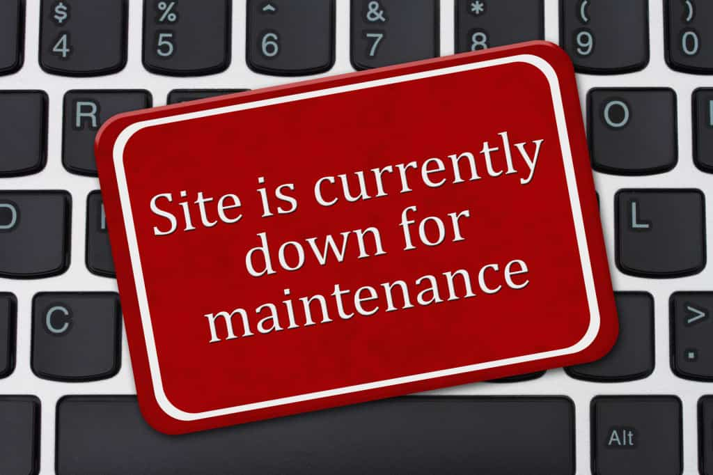 Properly Keeping Up with Your Website Maintenance