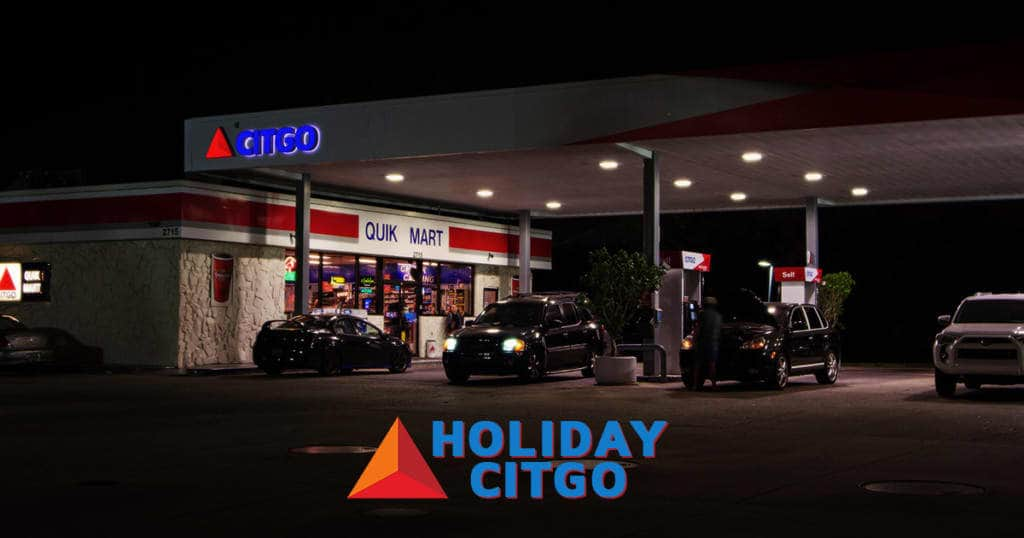 Holiday Citgo - Holiday FL web design and commercial photography
